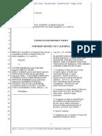 Allison v. Shabazz et al. Case No. CV 14-04813 JSW