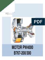 MOTOR PW4000
