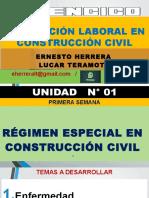 Legislación Laboral en Construcción Civil.6asesion