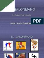 Balonmano 2