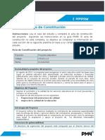 12 Modulo 1 Ejercicio Acta de ConstitucionCRIS
