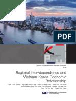 Region inter-dependence and Vietnam - Korea Economic Relationship