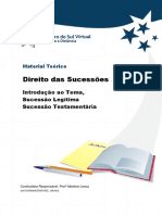 Aula Unica - Sucessoes