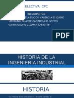 Historia de La Ingieneria