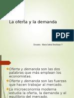 Concepto de Demanda, Oferta y Equilibrio2[1]