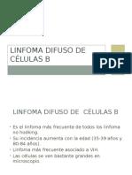 Linfoma Difuso de Células B