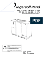 Ingersoll Rand IRN15 IRN22 Manual