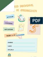 Diario Individual de Aprendizaje 3ro