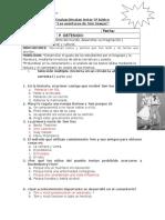 Evaluación Plan Lector 2