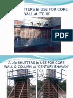 Alufo Shutter Applications