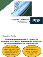 Chap 011 Standard Costing