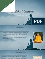 buddhist customs presentation-  1