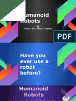 humanoid robots - english