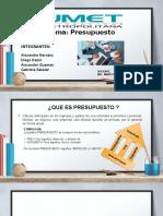 Presupuesto Maestro.pptx