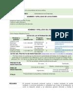 Formato Proyecto de Investigacion 15 Mayo