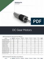 Motor Sheet Dc
