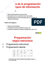 Estructura de La Programación