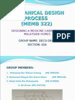 MDP Presentation_Medicine Cabinet