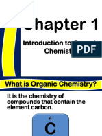 Chapter 1_Introduction to Organic Chemistry