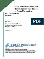 Basin Electric Dry Fork Model Report SCR LPA REV1 (2)