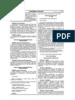 Ley de La PNP y Otros