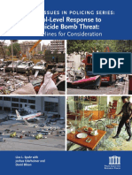 Patrol-level Response to a Suicide Bomb Threat 2007