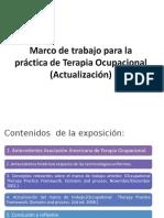 Actualización Marco AOTA