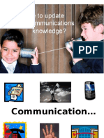 forms of communication ppt