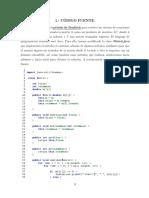 Método de Doolittle en Java