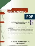 3. El Matrimonio.pptx