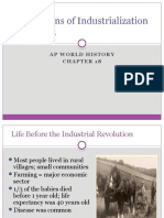 Review 43 Industrial Revolution