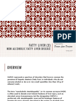 Fatty Liver (3) - Non Alcoholic Fatty Liver Disease