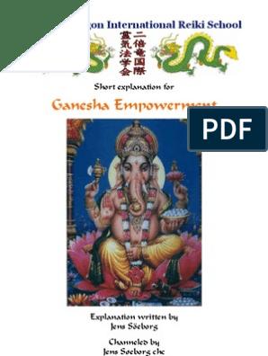 Ganesha Empowerment | Krishna | Ramayana