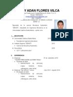 CV Para Presentar
