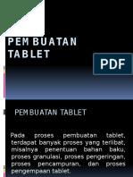 Pembuatan Tablet 3