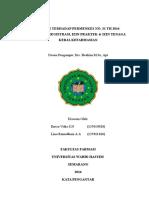KAJIAN TERHADAP PERMENKES NO.docx