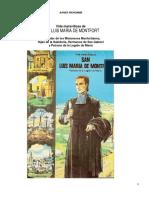 Vida Des an Luis Maria de Montfort