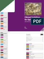 2012英軍臨床指南