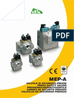 Gpa Valvole Sicurezza Presse Press Safety Valves Rev 11