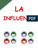 Stikers de La Influenza