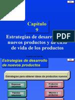 9 Estrategias de Desarrollo de Productos