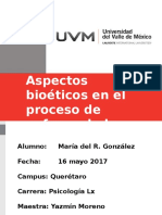 170516 MRGR Aspectos Bioeticos
