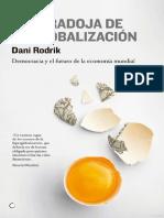07. Rodrik Dani - La Paradoja de La Globalizacion1