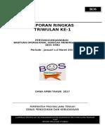 1. Cover Laporan Triwulan2