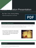 final presentation- tyler crow and jeremy halling