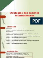 Stratégies D_internationalisation Des Entreprises