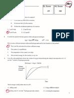 Practicetopics 6 Paper 1 Key
