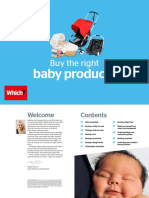 Buy the Right Baby Products