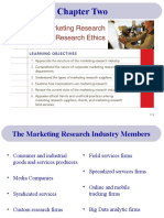 2-Marketing Research Industry,Research Ethics