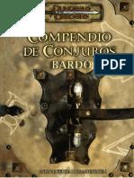 D&D 3.5 - Compendio Bardo